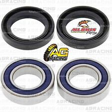 All Balls Front Wheel Bearings & Seals Kit For Yamaha YZF 400 1998 98 Motocross