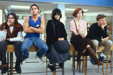 THE BREAKFAST CLUB CAST ALLY SHEEDY 36X24 POSTER PRINT