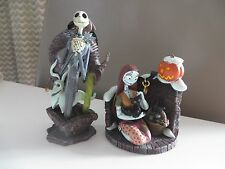 Disney Store sketchbook JACK Zero Sally Cat Nightmare Before Christmas Ornament