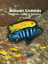 Malawi Cichlids in their Natural Habitat, 5th Edition 2016, by Ad Konings