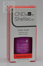CND Shellac Soak-Off Gel Color Art Vandal Collection: Magenta Mischief (C091169)