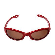 Kids Sunglasses Polarised Polaroid Glasses Fashion Eyewear Lens 0178P Red CAT3