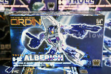 Transformers Unique Toys UT Ordin Abominus O-02 Alberich Rippersnapper In Stock