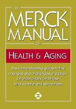 The Merck Manual of Health & Aging: The comprehensive guide to the cha-ExLibrary