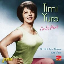 I'm So Hurt: Her First Four Albums & More by Timi Yuro (CD, May-2013, 2...