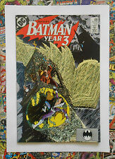 BATMAN #439 - SEPT 1989 - NIGHTWING APPEARANCE! - NM (9.4)