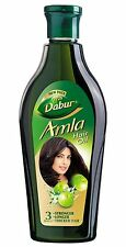 DABUR Amla Hair Oil Gooseberry 90ml - Prevent Hair loss Strong Beautiful Hair