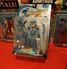 Megaman Mega Man X Jazwares 15th Anniversary 85050 rare Action Figure NEW/SEALED