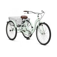 Three Wheel Cruiser Bike Adult Tricycle 3 Tire Bicycle Schwinn Single Speed 26""