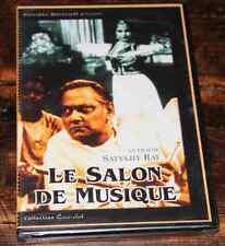 DVD Cinéma Inde SALON DE MUSIQUE Satyajit Ray 1958 VOST NEUF CELLO Ciné Club 1