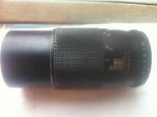 UNITOR AUTO TELEPHOTO LENS 200MM FAST F3.5 M42 SCREW FIT