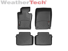 WeatherTech® Floor Mats FloorLiner - BMW 3-Series (E46) - 1998-2006 -Black-Sedan