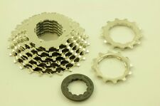 SHIMANO HG50 8 SPEED 12/25 ROAD RACING BIKE CASSETTE FREE HUB COG SET BRAND NEW
