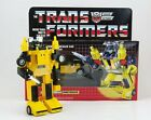 Transformers G1 Sunstreaker Reissue Action Figure Toy Doll New in Box
