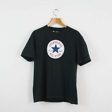 Vintage CONVERSE Chuck Taylor Black T Shirt Tee | Retro Casual Urban | Medium M