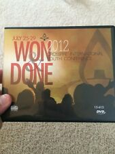 2012 Crossfire International Youth Conference DVD Religion
