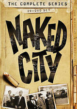 Naked City: The Complete Series (DVD, 2013, 29-Disc Set)