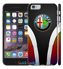CUSTODIA COVER PER APPLE IPHONE 6 LIMITED EDITION STAMPA PIENA TIPO ALFA ROMEO