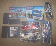 LEGO AUTO DEALERSHIP and REPAIR SHOP - NEW-Car Service Center-60097 City Square