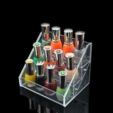 New Beauty Acrylic Nail Polish Display Stand Rack Organizer Holder 3-Layer C64