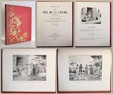 Halm: Le Fils de la Nature Poem Dramatique 1903 - Gedicht, Drama, illustr. - xz