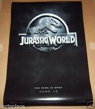 "JURASSIC WORLD Original Movie Poster, 27""x 40"" Size, Free Shipping New Condition"