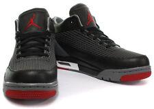 Air Jordan Flight Club 80's Black Grey Sz 10.5 599583 001 Basketball Mens Shoes