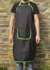 PROFESSIONAL DARKROOM APRON HIGH QUALITY RUBBER BACKED CHEMICAL PROOF BLACK