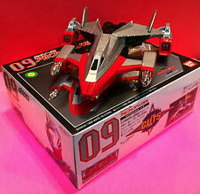 09 ULTRAMAN DYNA SUPER GUTS EAGLE MACHINE BANDAI 1998 ALPHA SPECIAL MINT