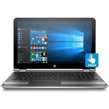 "Hewlett Packard 15-bk010nr Pavilion x360 Intel Core i5-6200U 15.6"" Convertible"
