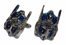 Transformers OPTIMUS PRIME Face Metal/ Enamel Finish CUFFLINKS