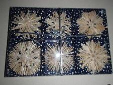 Scandinavian Swedish Norwegian Danish 18Straw Christmas Snowflake Ornaments 664X