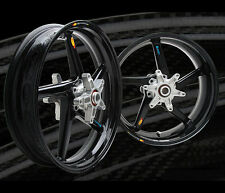 BST Carbon Fiber Front & Rear Rims Wheels Set GSXR1300 GSX-R1300 GSXR Hayabusa