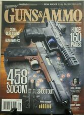 Guns & Ammo September 2016 Best States for Gun Owners New Ruger FREE SHIPPING sb