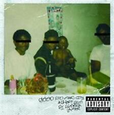 Kendrick Lamar - Good Kid, M.a.a.d City NEW CD