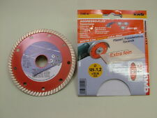 Diamond blade disc 125mm extra thin for porcelain and other tiles clean cut