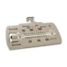 Taylor 5921N Commercial Stainless Steel Oven Guide Thermometer