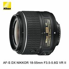 NIKON AF-S DX 18-55mm VR II LENS For D3300 D5200 D5300 D7200 D7100 -Bulk package