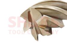 """SHARS 1-1/4"""" x 3/4"""" HSS Six 6 Flute Single End Mill NEW"""