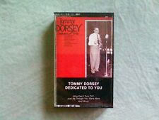Tommy Dorsey - Dedicated To You (Cassette, 1985)