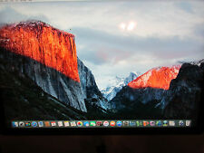 "24"" IMAC A1225 Core 2 DUO 3.06/4GB Ram/New 1TB Hard drive El Capitan/Office"