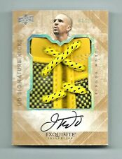 Jason Kidd 2013-14 UD Exquisite Signature Kicks Shoe Patch Auto Card 03/10
