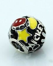 MANIC for MICKEY  .925 Sterling Silver European Charm Bead