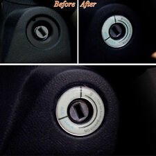 Night Lights Car Ignition Key Switch Cover Trim For Peugeot 301 307 3008 408 508