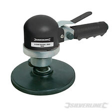 Silverline 580430 Air Sander & Polisher 150mm Dual Action Sander
