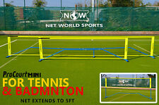 ProCourt Mini Tennis & Badminton Combi Net - 18' [Net World Sports]