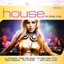 House In The Mix - Various Artists (2CDs) Neu