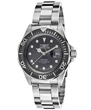 Invicta 17055 Men's Pro Diver Stainless Steel Charcoal Dial