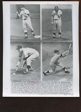 Original June 23 1962 Mickey Mantle Makes Puts on a Show 8 X 10 Wire Photo