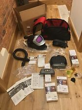 Speedglas 9002x Flexview Welding Helmet & Lithium Adflo + 2 HD Batterys + Extras